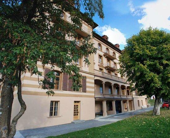 Guesthouse & Hôtel Le Cervin : Façade