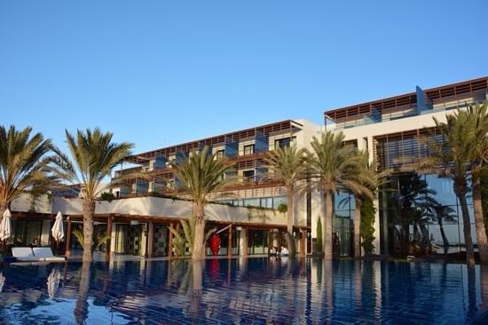 Sofitel Essaouira Mogador Golf & Spa : vue de l'hotel