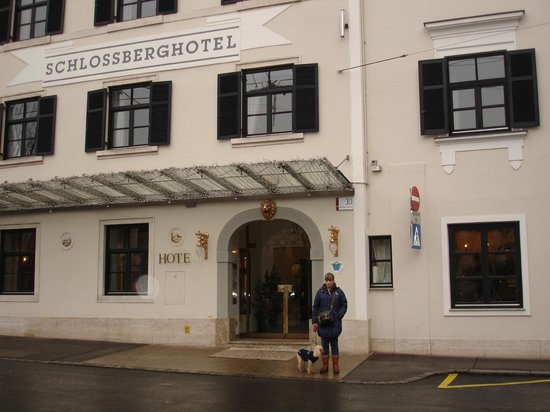 Schlossberg Hotel: hotel outside