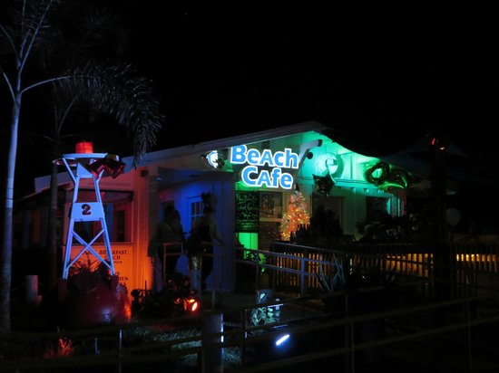 Anglins Fishing Pier: Anglins Beach Cafe