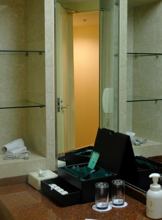 RIHGA Royal Hotel Osaka: アメニティ豊富