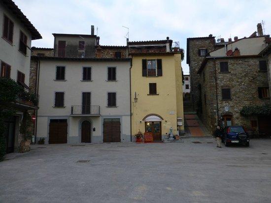 Palazzo Tarlati: Civitella Val di Chiana