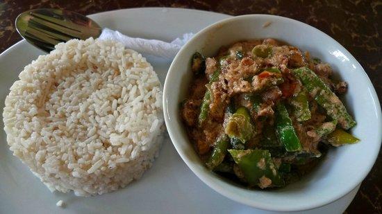 Brujita Bar and Restaurant: Bicol Expres