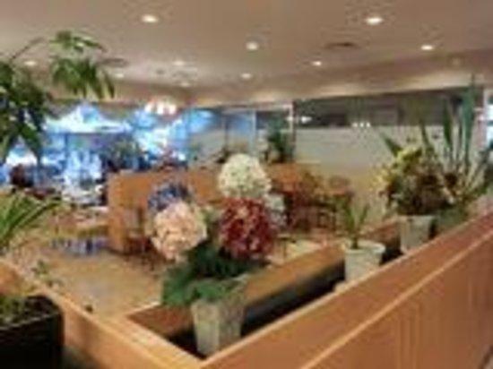 Tourist Inn Kochi: ロビー