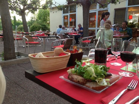Ibis Aix en Provence: Le diner