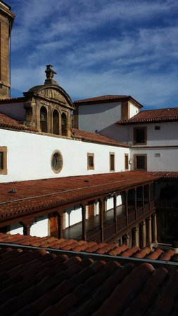 Eurostars Hotel de la Reconquista: Desde la habitación