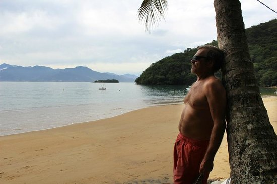 Abraaozinho Beach: Praia de Abraãozinho