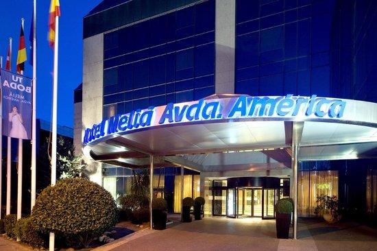Melia avenida america 81 9 6 updated 2018 prices for Hotel avenida de america madrid