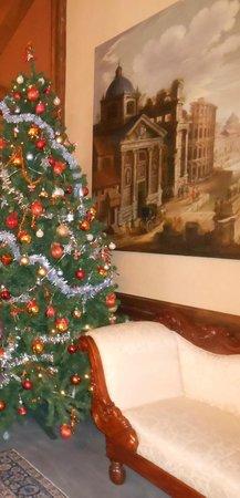 Hotel Roma: Hall