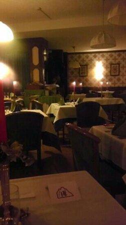 Hotel Europa: Restaurantè