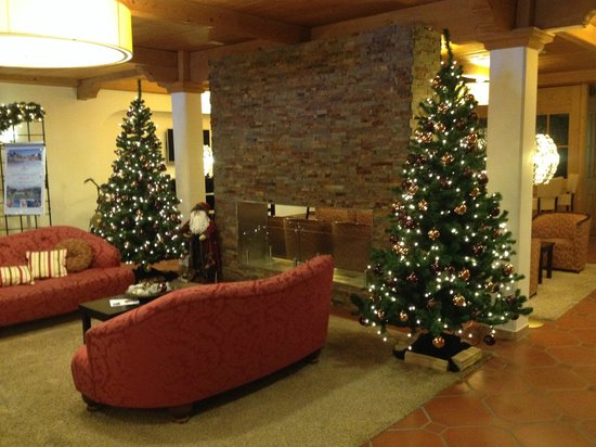 Hostellerie am Schwarzsee : Lobby