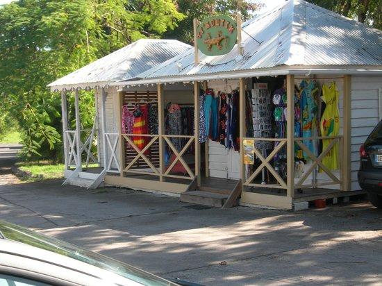 """Hotel Residence Golf Village : la"""" ptite boutique"""" de l'hotel"""