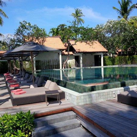 Le Meridien Koh Samui Resort & Spa : pool