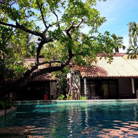 Le Meridien Koh Samui Resort & Spa : pool villa