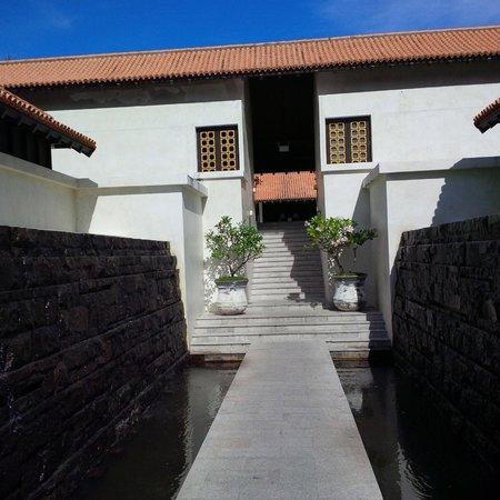 Le Meridien Koh Samui Resort & Spa : entrance