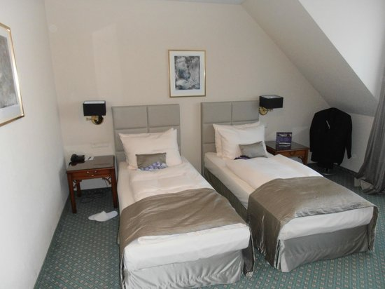 Hotel Clostermanns Hof: chambre