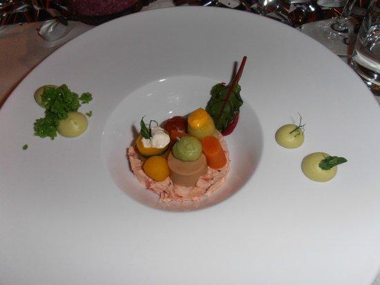Hotel Clostermanns Hof : Repas du réveillon