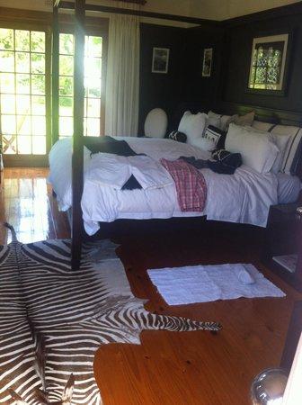 Franschhoek Manor: bedroom 1