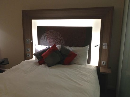Novotel London Blackfriars: Photo de la chambre