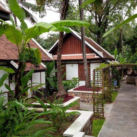 Le Bel Air Boutique Resort : bungalows