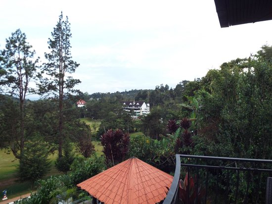 Cameron Highlands Resort: the golf course