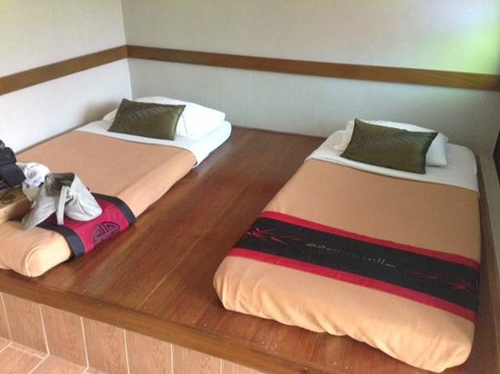 Adeline Villa & Rest House: Room for two people