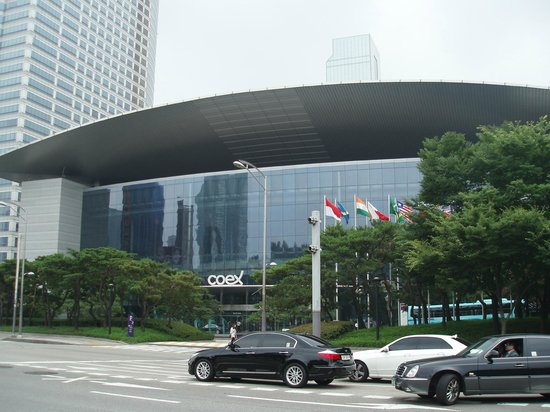 Starfield COEX Mall : 外観