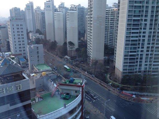Rosana Boutique Hotel : Вид из окна