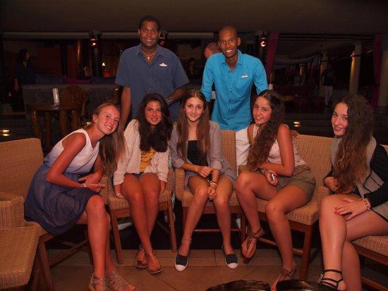 Club Med La Plantation d'Albion: Soir, Go ado + ados