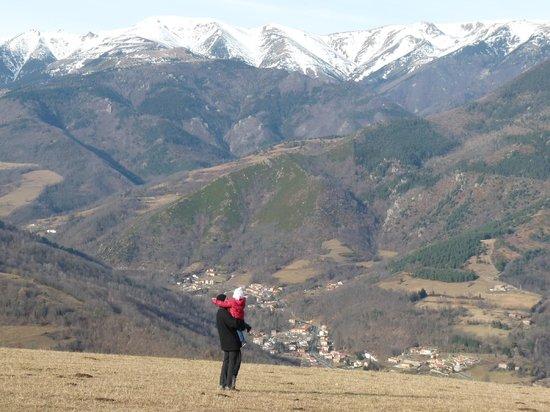Mas El Casal: paysage de la ballade