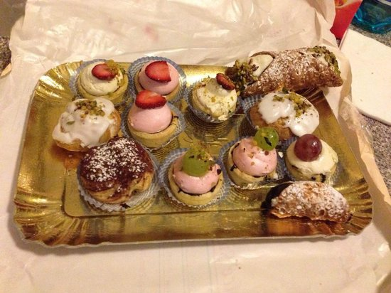 Dolce Sicilia: I pasticcini!!!
