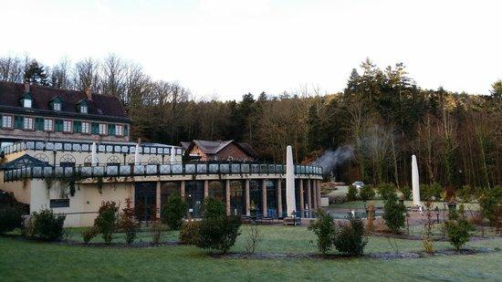 Les Violettes Hotel & Spa Alsace, BW PREMIER Collection: SPA et Restaurant