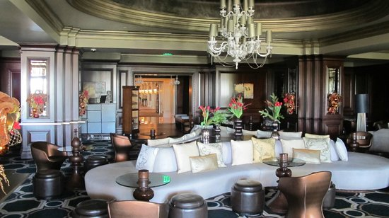 The Langham Huntington, Pasadena, Los Angeles : bar
