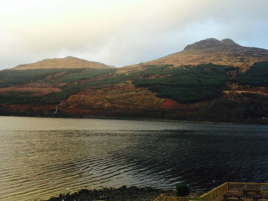 Lochside Guest House : Stunning View