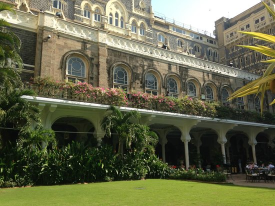 The Taj Mahal Palace : taj