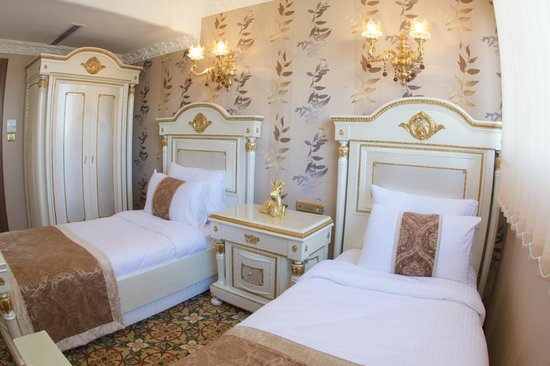 Marmaray Hotel : DOLMABAHCE SUIT 2.ROOM