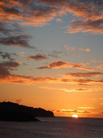 St. James's Club Morgan Bay: Wonderful skies