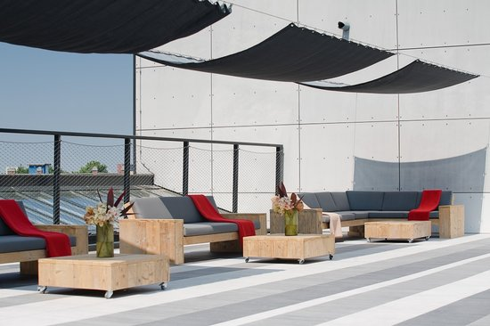 STROOM Rotterdam Roof Terrace
