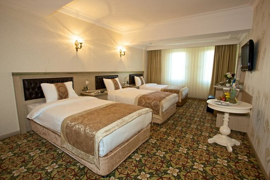 Marmaray Hotel : TRIPLE ROOM