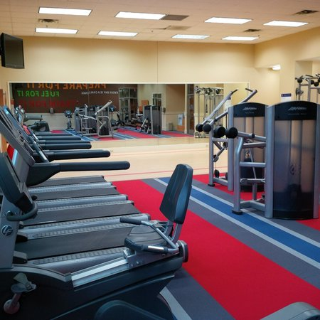 Sheraton Minneapolis Midtown Hotel: gym