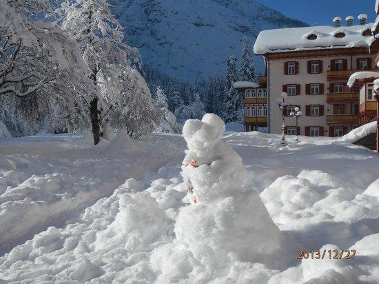 Villaggio Ploner: inverno con tanta neve