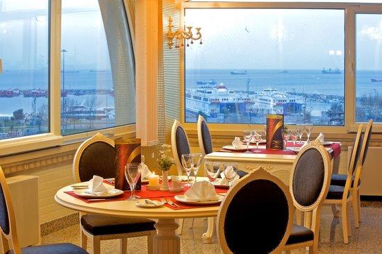 Marmaray Hotel: HOTEL RESTAURANT