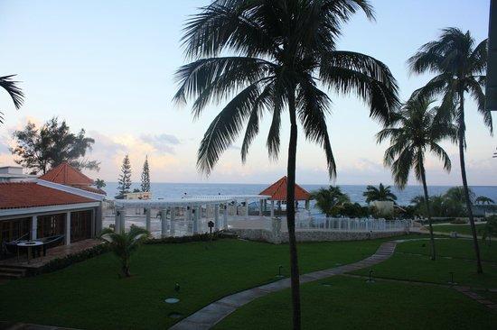 Beaches Ocho Rios Resort & Golf Club: View from room 1215