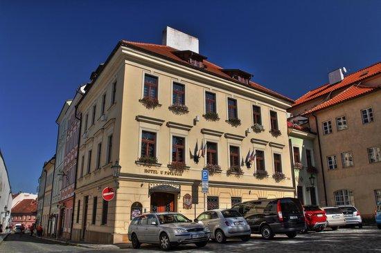Hotel U Pava : Hotel U Páva