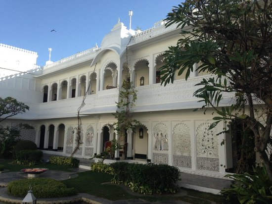 Taj Lake Palace Udaipur: taj