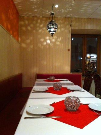 Bombay Tandoori : sala da pranzo