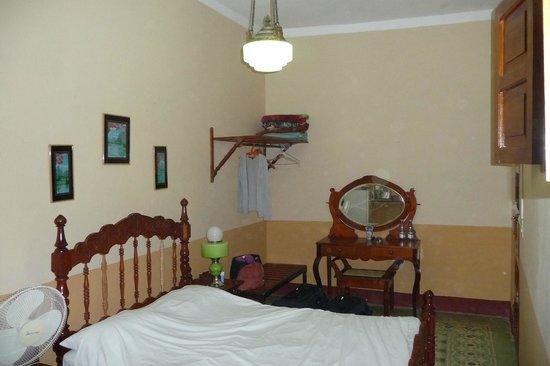 Casa Juan Carlos Orbea y La China : Bed Room