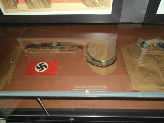Imperial War Museum: A Brown Shirt Uniform.