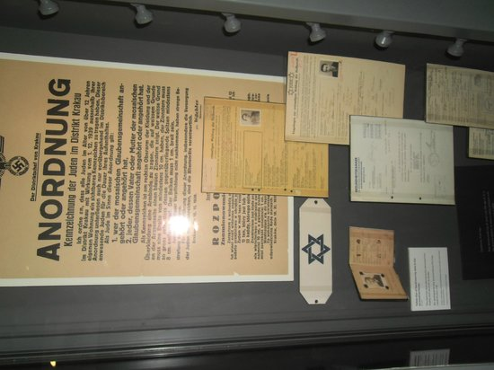 Imperial War Museum: Documents required in Polish Ghetto.