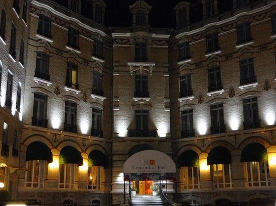 Concordia Hotel: hôtel concordia